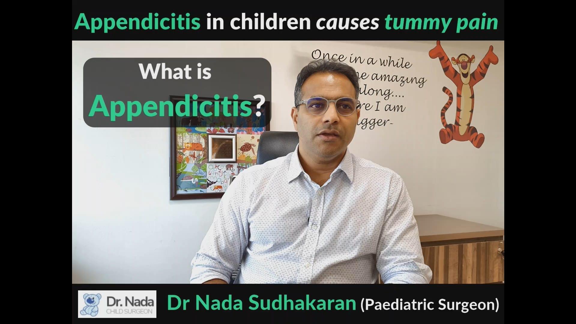 Appendicitis in Children