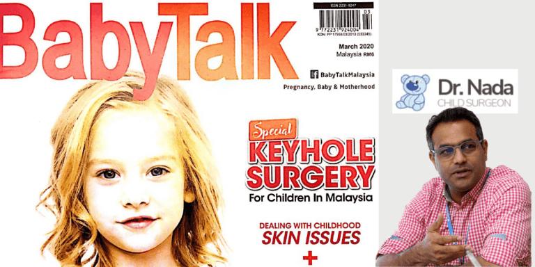 Panduan Ibu Bapa untuk Pembedahan Lubang Kunci Untuk Kanak-kanak Di Malaysia