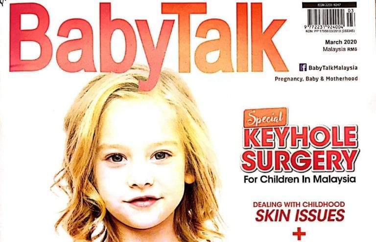 The Development Of Keyhole Surgery For Children In Malaysia