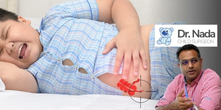 Appendicitis in children - what is it and how it can be treated in Malaysia