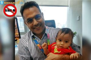 Pemburukan paru-paru Pembedahan Kekurangan Malaysia